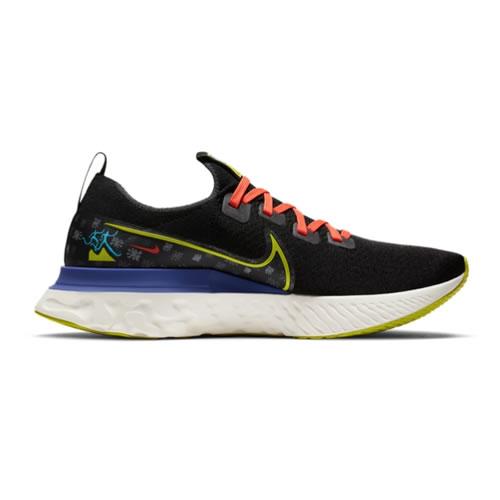 耐克CZ2358 REACT INFINITY RUN FK AS男子跑步鞋图2高清图片