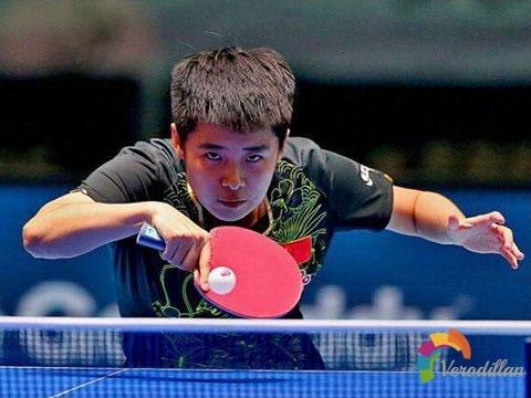 盘点乒乓球发球抢攻战术的三种典型套路