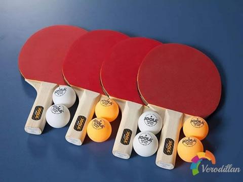 乒乓球成品拍VS训练拍,新手应该如何选