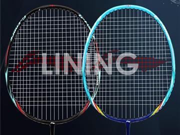 [实战解码]李宁各系列羽毛球拍测评专题