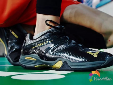 迎来重生:胜利P8510羽毛球鞋上脚测评