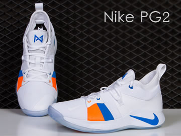 耐克PG 2篮球鞋型号价格(全部配色)