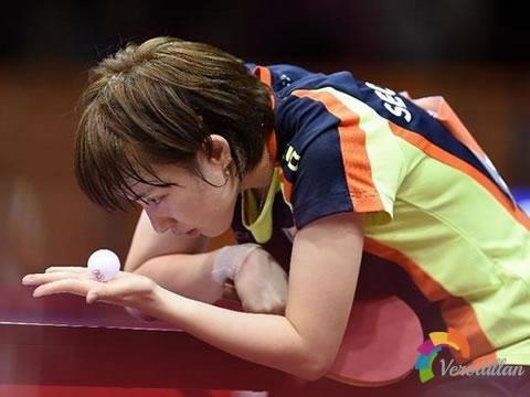 乒乓球初学者如何学好接发球,准确的判断是关键