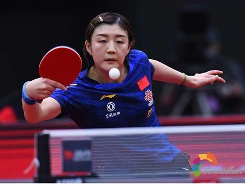 乒乓球比赛战术解码之推攻和搓攻战术