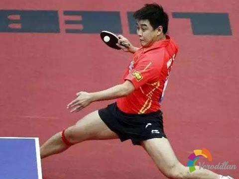 乒乓球初学者如何学会处理自己的步法