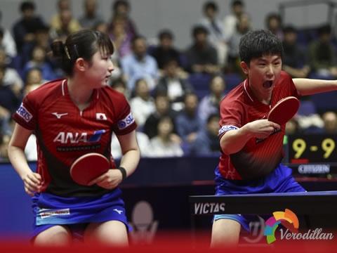乒乓球双打比赛如何配对,有哪些常见配对类型图1