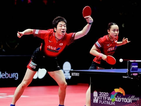 为什么乒乓球双打比赛中左右手配对要多于同侧手配对