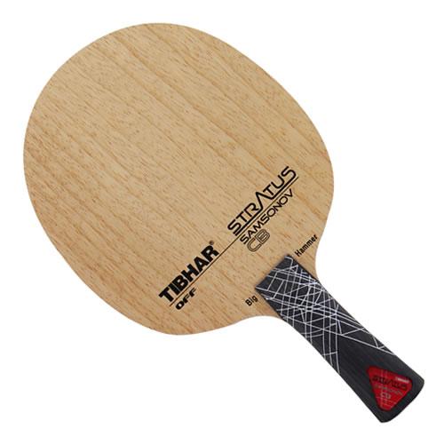 挺拔Stratus Samsonov CB(云碳CB)乒乓球底板