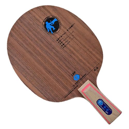 友谊729 X-2乒乓球底板图2高清图片