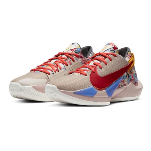 耐克CZ0152 ZOOM FREAK 2 EP男子篮球鞋图5