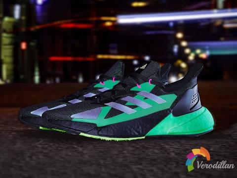 阿迪达斯X9000 L4系列跑鞋,诠释独有赛博朋克个性