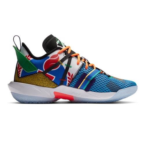 AIR JORDAN DD1134 WHY NOT ZER0.4 PF男子篮球鞋图2高清图片