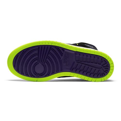 AIR JORDAN 1 ZOOM AIR CMFT AJ1(CT0979)女子运动鞋图5高清图片