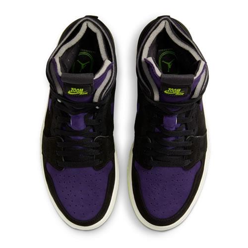 AIR JORDAN 1 ZOOM AIR CMFT AJ1(CT0979)女子运动鞋图4高清图片