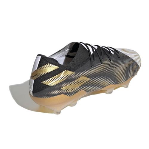 阿迪达斯EH0555 NEMEZIZ.1 FG男子足球鞋图3高清图片