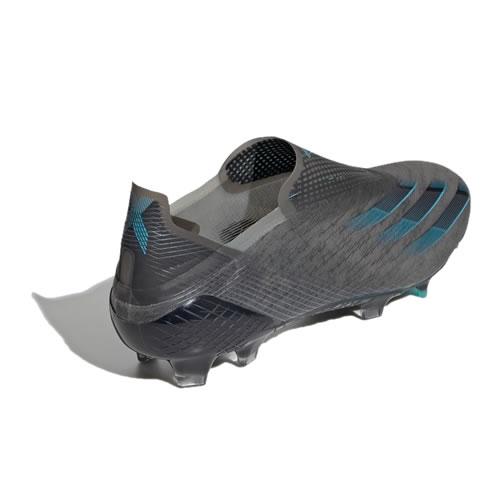 阿迪达斯EG8246 X GHOSTED+ FG男子足球鞋图3高清图片