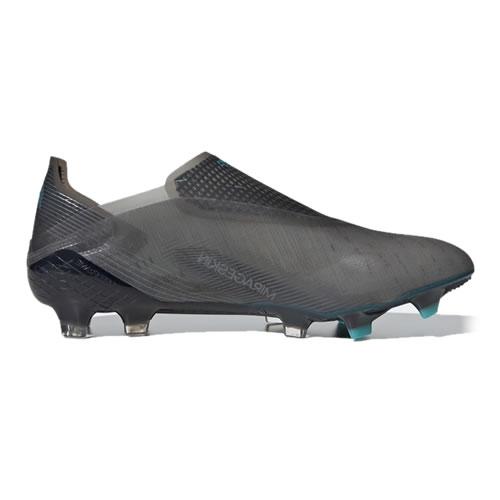 阿迪达斯EG8246 X GHOSTED+ FG男子足球鞋图2高清图片