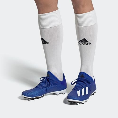 阿迪达斯EG1493 X 19.3 MG男子足球鞋图6