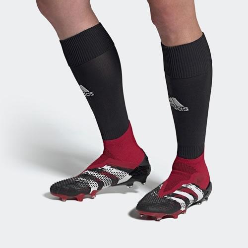 阿迪达斯FX0273 PREDATOR MUTATOR 20+ FG HU男子足球鞋图6