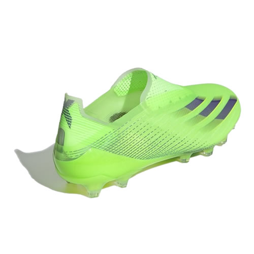 阿迪达斯FY2962 X GHOSTED+ AG男子足球鞋图3高清图片