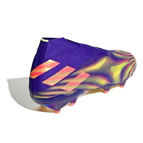 阿迪达斯EH0761 NEMEZIZ+ FG男子足球鞋图3高清图片