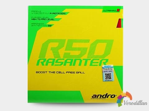 新时代德套:岸度Rasanter R50性能测评