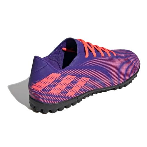 阿迪达斯EH0525 NEMEZIZ.4 TF男子足球鞋图3高清图片