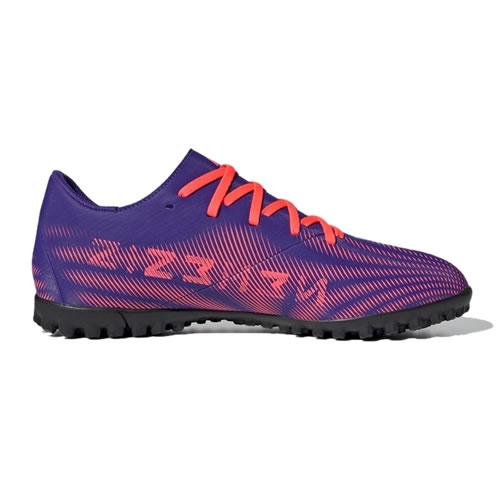 阿迪达斯EH0525 NEMEZIZ.4 TF男子足球鞋图2高清图片