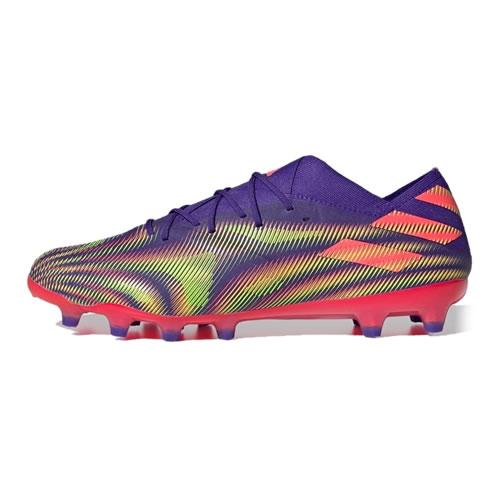 阿迪达斯EH0551 NEMEZIZ.1 AG男子足球鞋