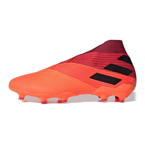 阿迪达斯EH0772 NEMEZIZ 19+ FG男子足球鞋