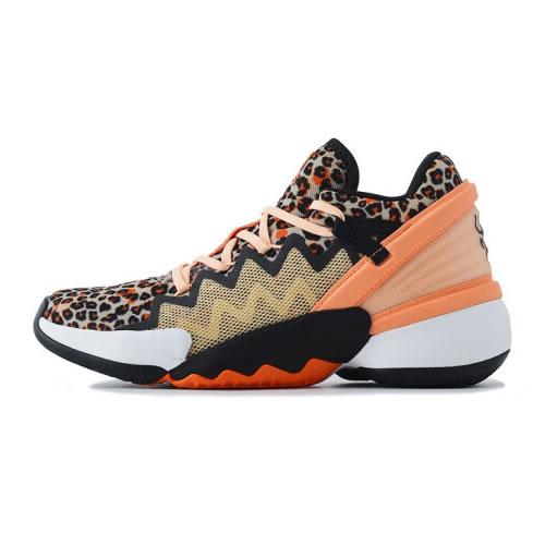 阿迪达斯FY0895 D.O.N.Issue 2 GCA男子篮球鞋