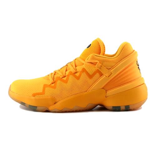 阿迪达斯FW9048 D.O.N.Issue 2 GCA男子篮球鞋