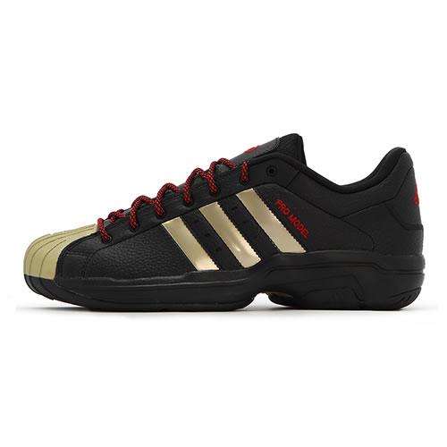 阿迪达斯FX7101 Pro Model 2G Low男子篮球鞋