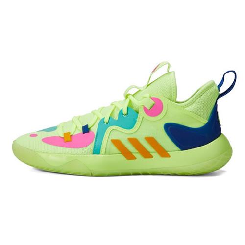 阿迪达斯FZ1383 Harden Stepback 2男子篮球鞋