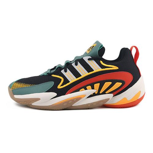 阿迪达斯FY2208 Crazy BYW 2.0男子篮球鞋