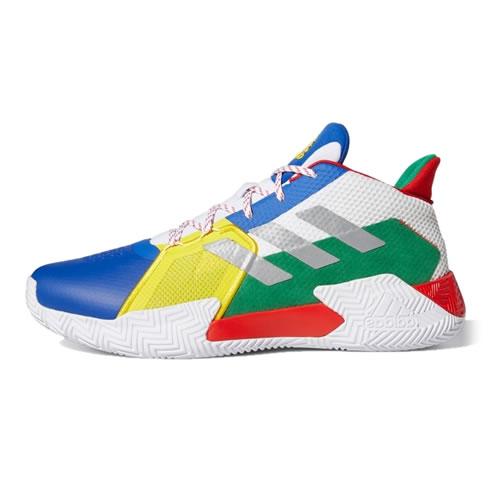 阿迪达斯FZ1457 Court Vision 2男子篮球鞋