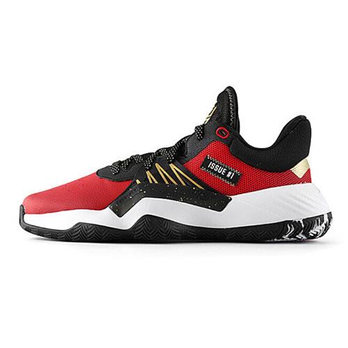 阿迪达斯EF9966 D.O.N.Issue 1 GCA男子篮球鞋