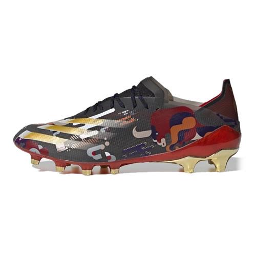 阿迪达斯G54892 X GHOSTED.1 AG男子足球鞋