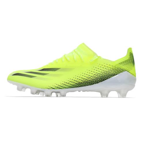阿迪达斯FY0957 X GHOSTED.1 AG男子足球鞋