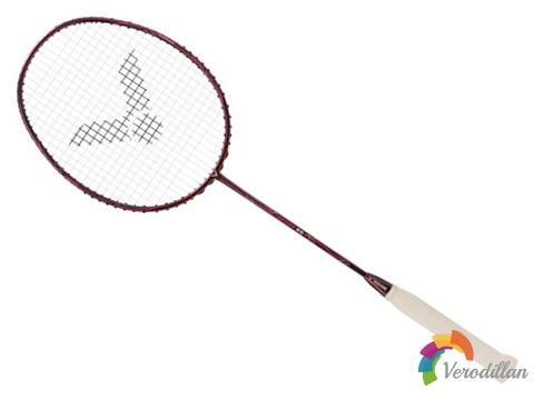 [试打测评]胜利DriveX-8S,一把控球的好拍