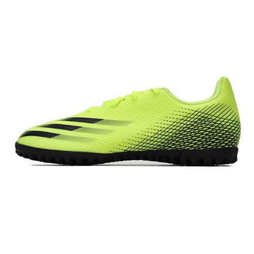 阿迪达斯FW6917 X GHOSTED.4 TF男子足球鞋