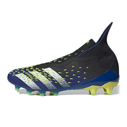 阿迪达斯FY7614 PREDATOR FREAK+AG男子足球鞋