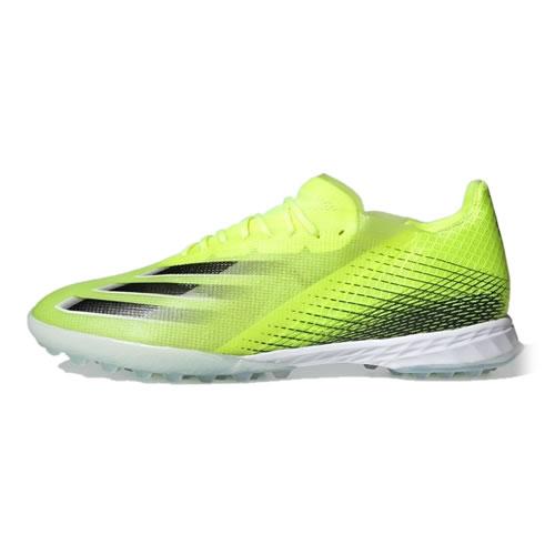阿迪达斯FW6962 X GHOSTED.1 TF男子足球鞋