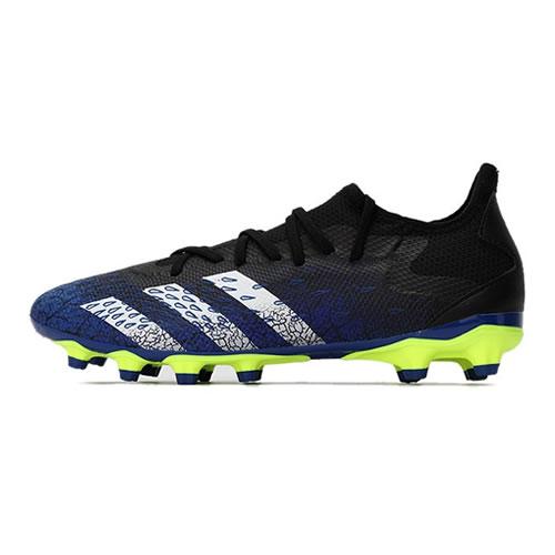 阿迪达斯FZ3705 PREDATOR FREAK.3 L MG男子足球鞋