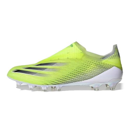 阿迪达斯FY8922 X GHOSTED+ AG男子足球鞋