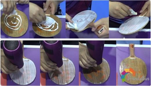 乒乓球套胶灌胶和灌油有什么区别及详细步骤图6