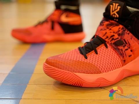 [上脚体验]Nike Kyrie 2(欧文2)测评