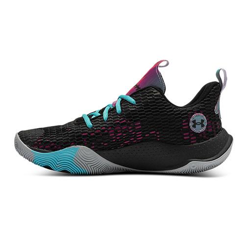安德玛3024777 Spawn 3男女篮球鞋