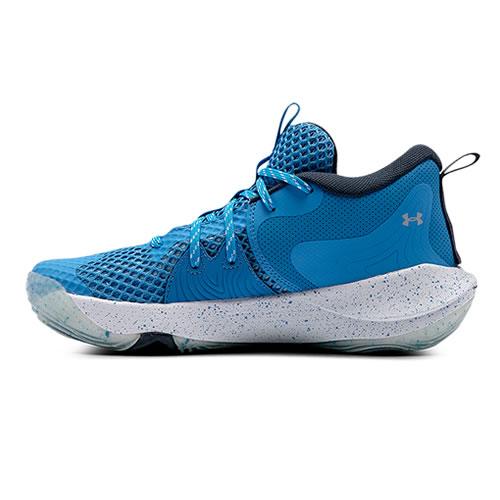 安德玛3023086 Embiid 1(恩比德1代)男子篮球鞋