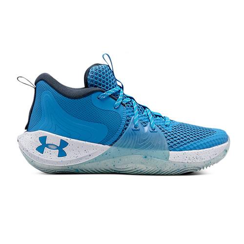 安德玛3023086 Embiid 1(恩比德1代)男子篮球鞋图2高清图片